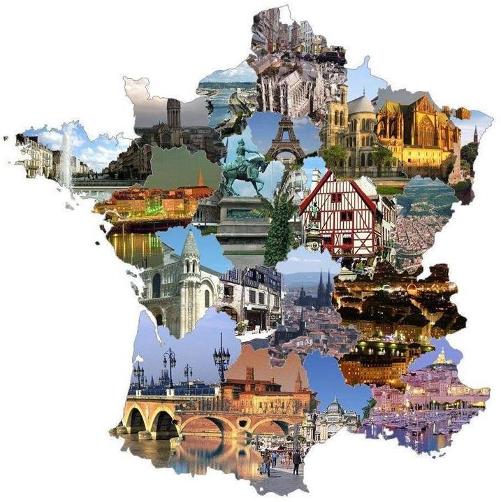 Les 10 meilleurs endroits à visiter en France et pourquoi ?