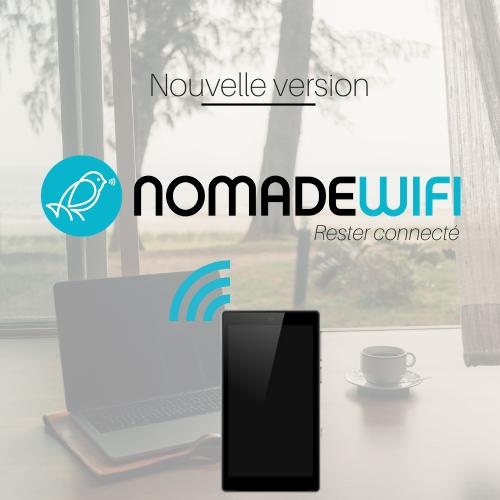 Voyagez plus loin avec le hotspot Wifi Nomade