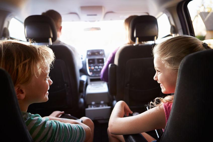 5 conseils pour un voyage en voiture agréable avec les enfants