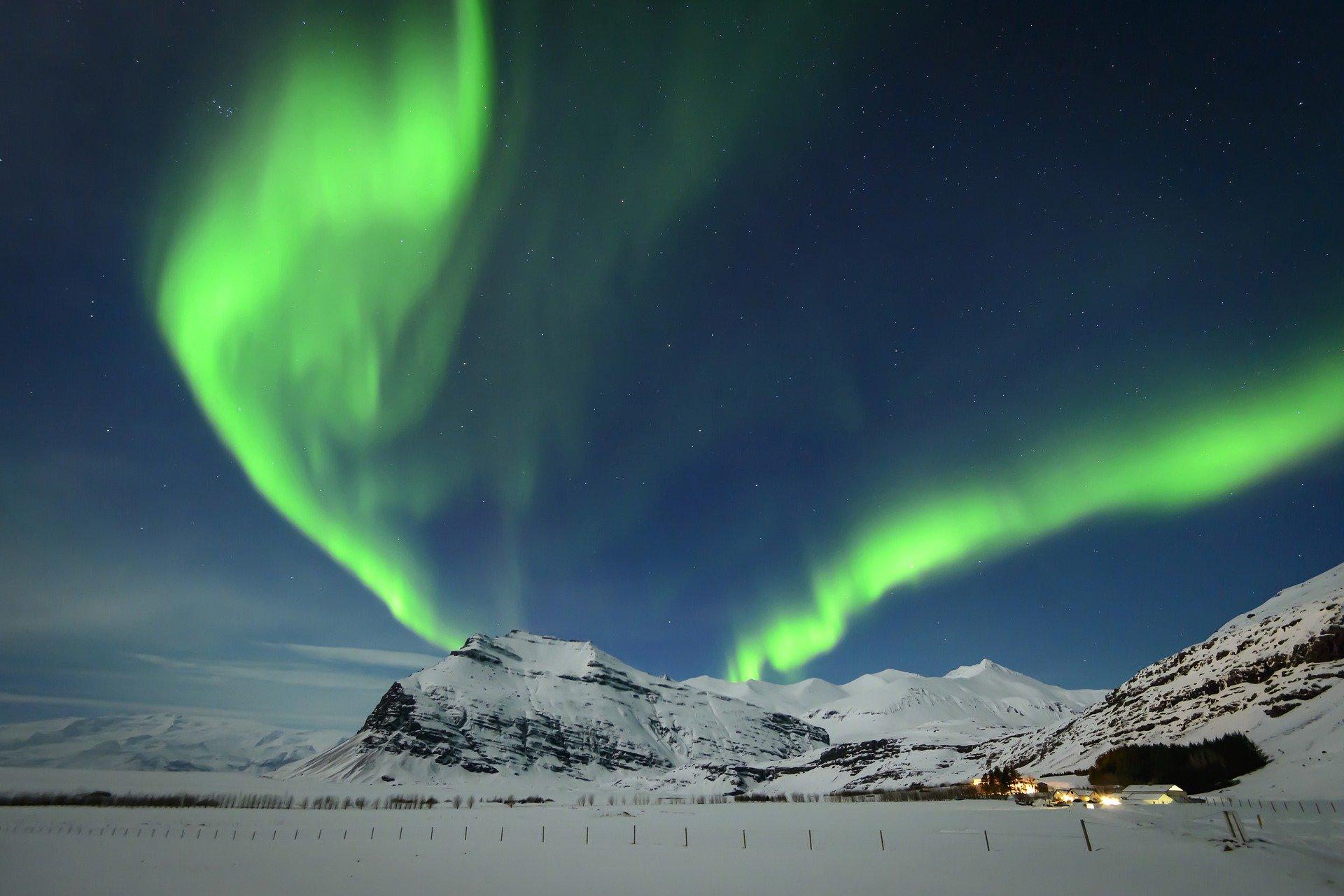 3 superbes endroits pour voir les aurores boréales